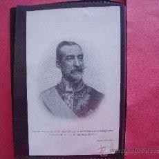 Fotografía antigua: EUGENIO GUTIERREZ GONZALEZ.-ACADEMICO DE LA REAL DE MEDICINA DE MADRID.-FOTO-TARJETA.. Lote 39133127