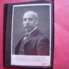 Fotografía antigua: A. ESPINA Y CAPO.-MEDICO DE LA BENEFICIENCIA.-ACADEMICO DE LA REAL DE MEDICINA,ETC.. Lote 39133176
