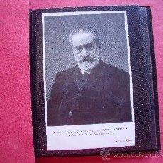 Fotografía antigua: MANUEL ORTEGA MOREJON.-ACADEMICO DE LA REAL DE MEDICINA DE MADRID.-DESCHIENS EDIT.. Lote 39133282