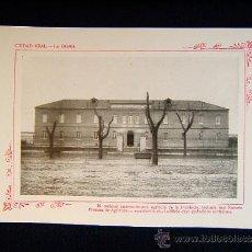 Fotografía antigua: CIUDAD REAL-LA GRANJA ESCUELA PRACTICA DE AGRICULTURA-EMINENTEMENTE AGRICOLA-CASTILLA-LA MANCHA-547.. Lote 39207451