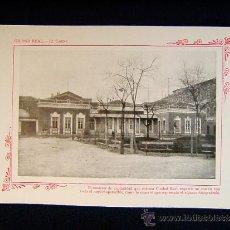 Fotografía antigua: CIUDAD REAL-CARACTER DE CAPITALIDAD DE LA CIUDAD-EL CASINO-CON CONFORT-CASTILLA-LA MANCHA-548... Lote 39207505