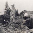 Fotografía antigua: JOSE DEMARIA VAZQUEZ. CAMPUA. RUINAS DE TERUEL. 1938. GUERRA CIVIL. ORIGINAL. Lote 39696493