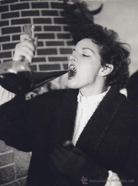 RAMON MASATS. LA ACTRIZ JANE RUSSELL EN SU VISITA A ESPAÑA. 1961 ORIGINAL DE EPOCA (Fotografía - Artística)