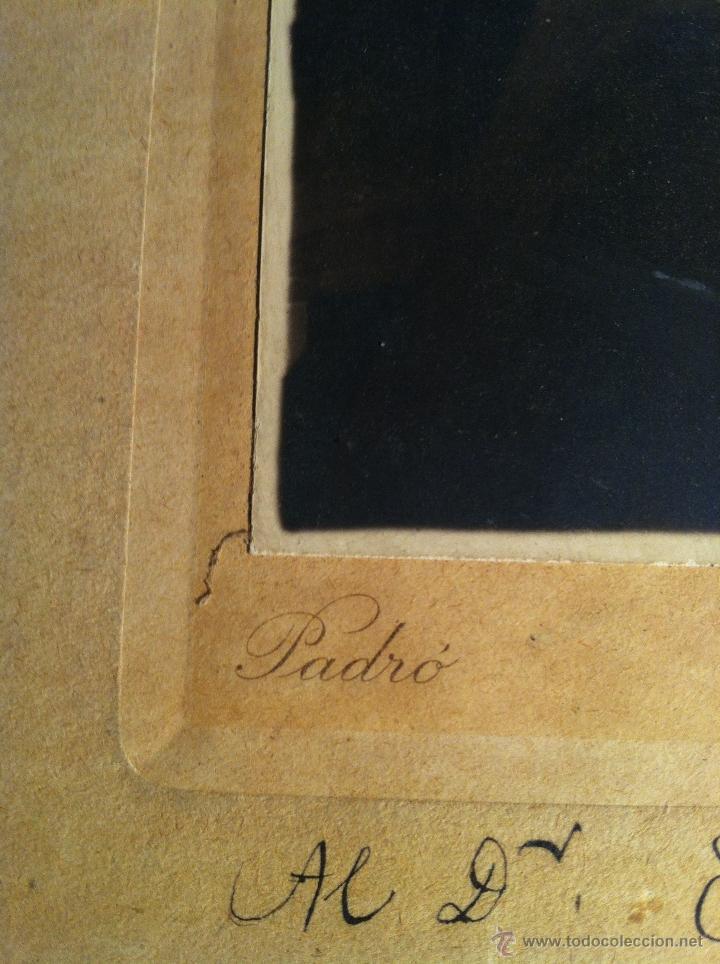 Fotografía antigua: Santiago Ramón y Cajal. Fotografía original. Firmada, dedicada al Doctor. E.Niemeyer. Pieza de museo - Foto 6 - 40170299