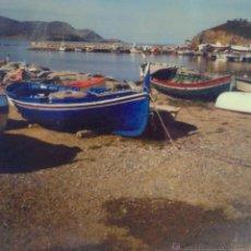 Fotografía antigua: ANTIGUA FOTO DE LLANÇA-6- DE MEDIDAS 9X9 CTMS. Lote 40544905