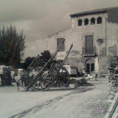 Fotografía antigua: ANTIGUA FOTO DE HOSPITALET DE LLOBREGAT-1- DE MEDIDAS 13X9 CTMS. Lote 40700165