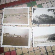 Fotografía antigua: LOTE FOTOGRAFIAS ANTIGUAS Y CLICHES BIARRITZ VER FOTOS ADICIONALES. Lote 40831946