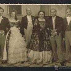 Fotografía antigua: FOTGRAFIA AÑOS 30. FAMILIA BURGUESA. MADRID. REPORTAJES GRAFICOS AUMENTE, VER FOTO. Lote 157135544