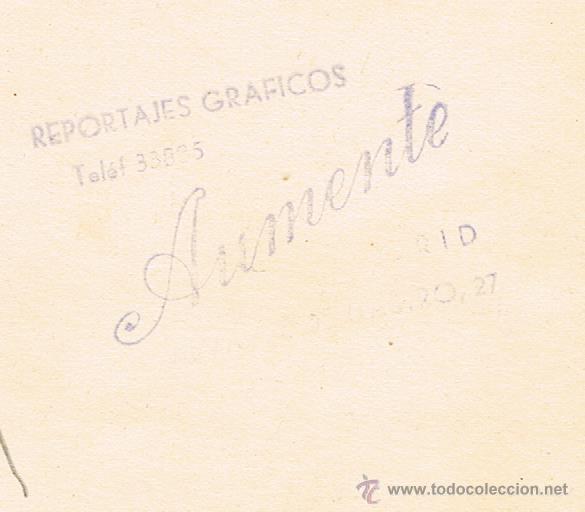 Fotografía antigua: FOTGRAFIA AÑOS 30. FAMILIA BURGUESA. MADRID. REPORTAJES GRAFICOS AUMENTE, VER FOTO - Foto 2 - 157135544