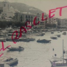 Fotografía antigua: ANTIGUA FOTO DE PORT DE LA SELVA--1- DE MEDIDAS 15X10 CTMS. Lote 41245706