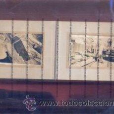 Alte Fotografie - Album con 24 fotografías de tema ferroviario (accidente, obreros, obra). Principios de siglo XX - 41420666