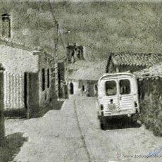 Fotografía antigua: FOTOGRAFIA RURAL EN BLANCO Y NEGRO. MIDE 30 X 21 CM.. Lote 41614044