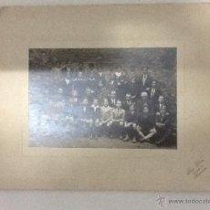 Fotografía antigua: FOTOGRAFÍA ORIGINAL INSTITUTO MONTES AÑOS 30. Lote 41715812