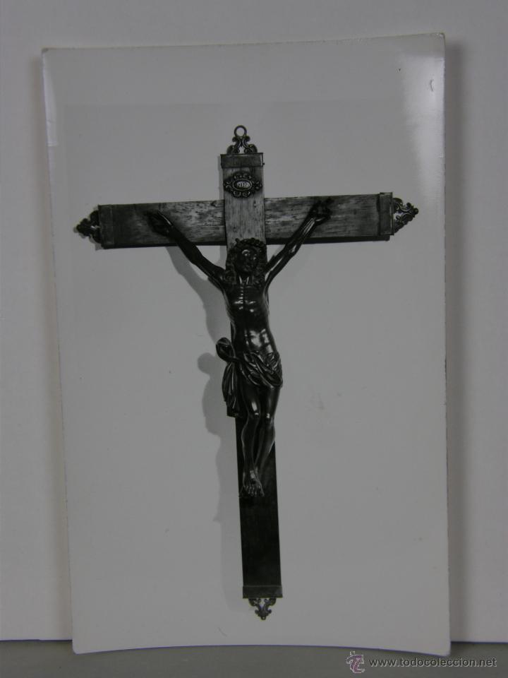 Fotografía Blanco Y Negro Cristo Crucificado So Comprar Fotografía