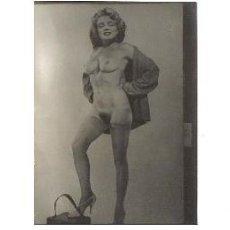 Fotografía antigua: 3 FOTOMONTAJES ERÓTICOS CON EL ROSTRO DE MARILYN MONROE. AÑOS 60. Lote 43351469