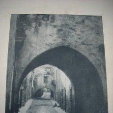 Fotografía antigua: FOTOGRAFIA PICTORIALISTA - PAISATGE URBÀ - CATALUNYA - 1940'S - BROMÓLEO. Lote 43413514