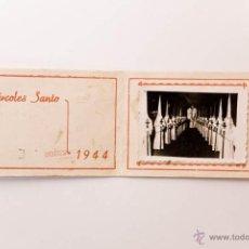 Fotografía antigua: FOTOGRAFIA AGRUPACION SAN JUAN CALIFORNIOS 1944. Lote 43870335
