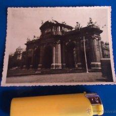 Fotografía antigua: ANTIGUA FOTOGRAFIA ALBUNICA EDIFICIO MONUMENTO. Lote 43883094