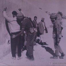 Fotografía antigua: FOTOGRAFÍA ORIGINAL AGENCIA EUROPA PRESS - SITUACIÓN EN ISRAEL - 1969. Lote 44001237