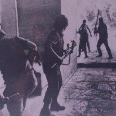 Fotografía antigua: FOTOGRAFÍA ORIGINAL AGENCIA EUROPA PRESS - CHOQUES EN JERUSALEN - 1969. Lote 44013944