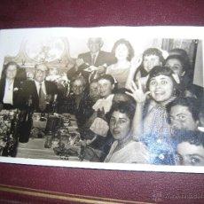 Fotografía antigua: A REDONDO FOTOGRAFO ALICANTE GERONA 13 FAMILIA MONTORO Y ROJO. Lote 44014238