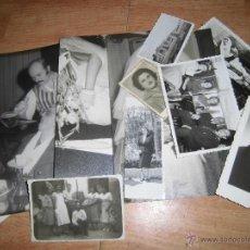 Fotografía antigua: FOTOS ALICANTE ANTIGUAS LOTE. Lote 44014377