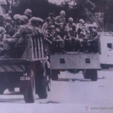 Fotografía antigua: FOTOGRAFÍA ORIGINAL AGENCIA EUROPA PRESS - DISTURBIOS EN RODESIA 02 - 1972. Lote 44015592