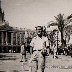 Fotografía antigua: CÁDIZ, 13 FOTOS HACIA 1950.. Lote 44824154