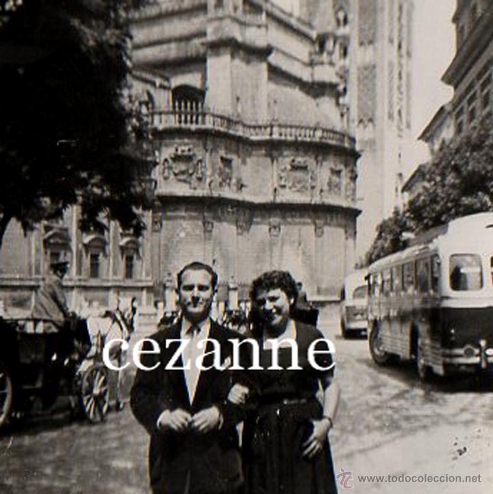 Fotografía antigua: 16 FOTOS. ENTRAÑABLES IMÁGENES DE LA SEVILLA DE LOS AÑOS 50 - Foto 4 - 44826935