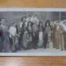 Fotografía antigua: ANTIGUA FOTOGRAFIA DE PRESIDENCIA DE CORRIDA DE TOROS, TAUROMAQUIA. Lote 45204057