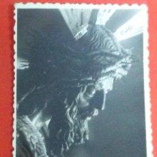 Fotografía antigua: SEMANA SANTA DE SEVILLA ANTIGUA FOTOGRAFIA JESUS DEL GRAN PODER FOTO SERRANO. Lote 45238441
