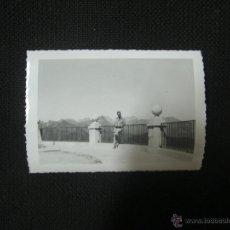 Fotografía antigua: PAJARES-1956-ASTURIAS. Lote 45324485