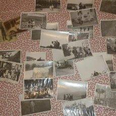 Fotografía antigua: LOTE DE FOTOS ANTIGUAS.. Lote 45470967