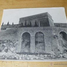 Fotografía antigua: PRECIOSA FOTOGRAFIA ANTIGUA DE TARRAGONA, 22 X 18 CM.. Lote 45490242