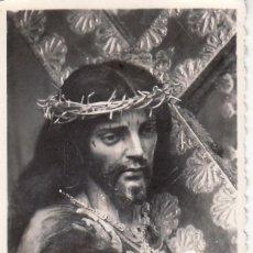 Fotografía antigua: ESTAMPA FOTOGRAFICA - NTRO PADRE JESUS NAZARENO - PRIEGO DE CORDOBA - CULTOS 1952 . Lote 45883513