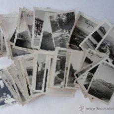 Fotografía antigua: LOTE DE 50 FOTOGRAFÍAS ANTIGUAS DE PAISAJES. AÑOS 50/60.. Lote 46109469