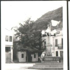 Fotografía antigua: CHULILLA - LOTE 7 FOTOS. Lote 46461418