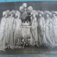Fotografía antigua: ANTIGUA Y PRECIOSA FOTO UNICA - ATELIER WILLINGER VIENA - CABARET - AÑO 1925 - WIEN - VARIÉTÉS - 22 . Lote 46595294