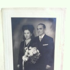 Fotografía antigua: FOTOGRAFÍA ANTIGUA. ESTUDIO FOTOGRÁFICO ZALDUA. BILBAO. FIRMADO AÑO 1951.. Lote 46764402
