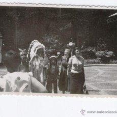 Fotografía antigua: BRUSELAS 1958 - INTERIOR MAISON DU ROY. Lote 46795815