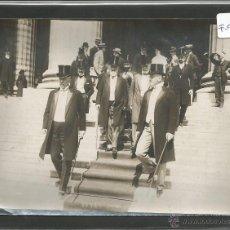 Fotografía antigua: M. BRANGER -PARIS -FOTOGRAFIA PRINCIPIOS SIGLO XX -SELLO EN EL REVERSO Y TEXTO -13X18 CM-(F-956). Lote 47537101