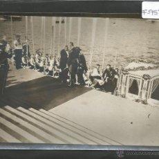 Fotografía antigua: M. BRANGER -PARIS -FOTOGRAFIA PRINCIPIOS SIGLO XX -SELLO EN EL REVERSO Y TEXTO -13X18 CM-(F-957). Lote 47537112