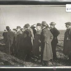 Fotografía antigua: M. BRANGER -PARIS -FOTOGRAFIA PRINCIPIOS SIGLO XX -SELLO EN EL REVERSO Y TEXTO -13X18 CM-(F-958). Lote 47537134