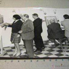 Fotografía antigua: FOTOGRAFIA ORIGINAL: DIBUJO Y PINTURAS (FOTOGRAFIA INFANTES. SEVILLA). Lote 47649898