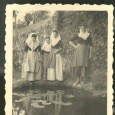 Fotografía antigua: PALMA DE MALLORCA -4 MALLORQUINAS. Lote 47693442