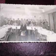 Fotografía antigua: XL ANIVERSARIO PROMOCION MEDICOS 1917 MADRID LEON CARDENAL ETC FOTO Y TARJETA. Lote 47746676