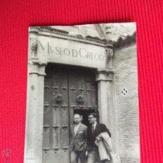Fotografía antigua: MUSEO DEL GRECO - TOLEDO. Lote 47847390