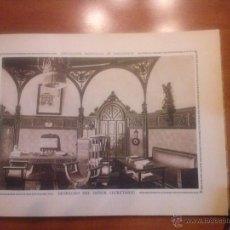 Fotografía antigua: IMÁGENES DEL AÑO 1929 DE VALLADOLID. Lote 47907990