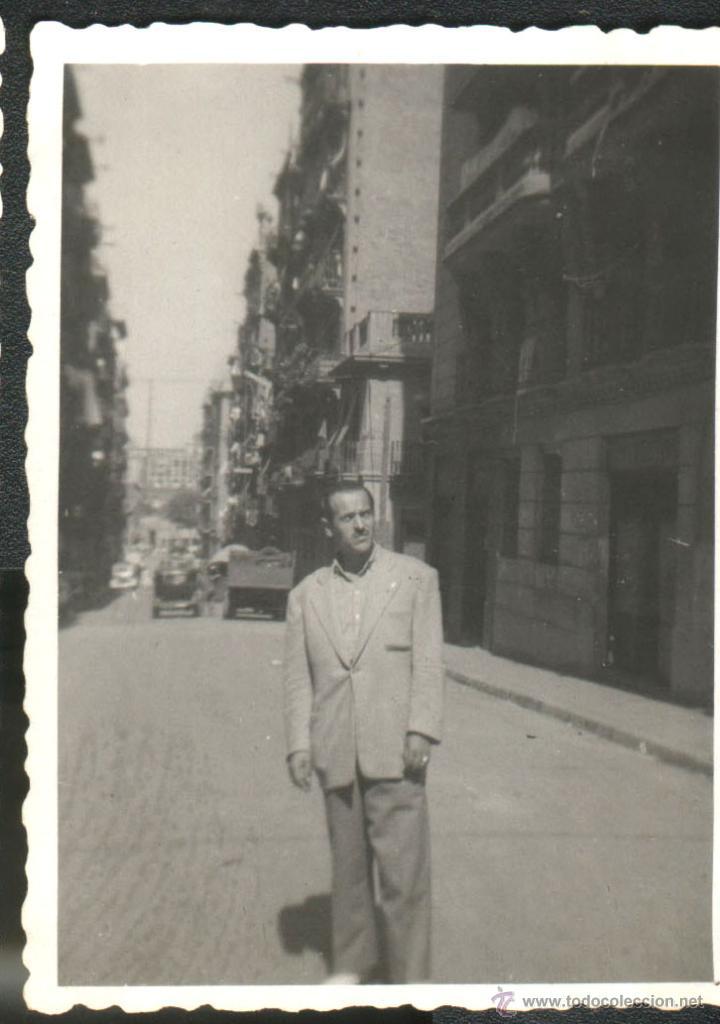 Barcelona Calle Blasco De Garay 1947