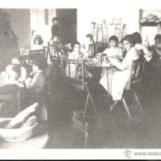 Fotografía antigua: COMEDOR INFANTIL. Lote 48554682